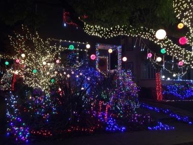 Monterey Ave Lights