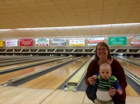 Bowling_Otto's first bowl