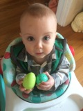 Otto's first easter 2