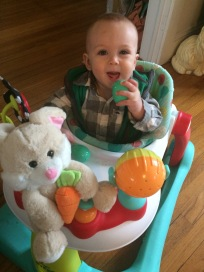 Otto's first easter