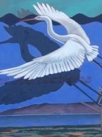 stork on Gilman