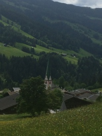 Alpbach hike