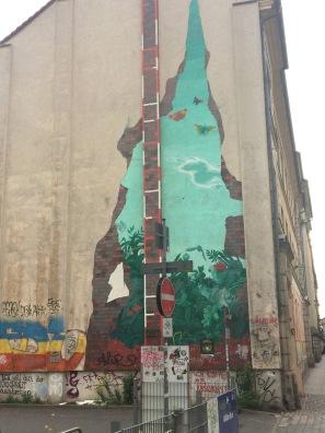 Dresden mural