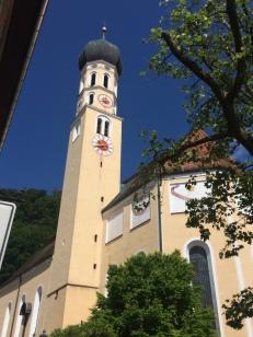 Wolfratshausen Church