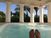 Spa afternoon