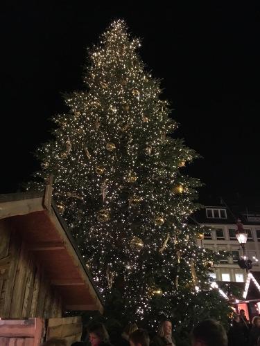 Dusseldorf Christmas Market